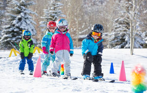 Ski School Kids Hal Williams Photography Inc