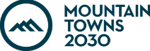 Mountain towns 2030 blue
